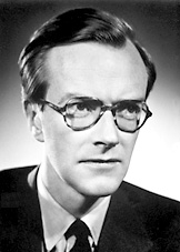 Maurice Wilkins Retrieved from Nobelprize.org